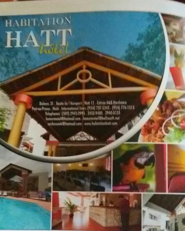 Hotel Habitation Hatt: New Pictures!