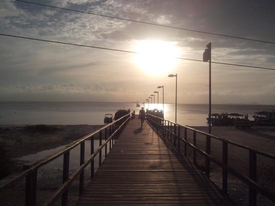Ilha do Mel, PR: Trapiche - Brasília