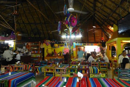 Tamales y Atoles Any (Restaurantes Mexicanos Any): Restaurant Any Interior