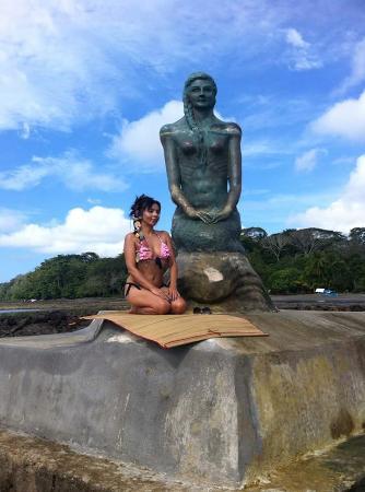 Esterillos Oeste, Costa Rica: playa La Sirena en Costa Rica