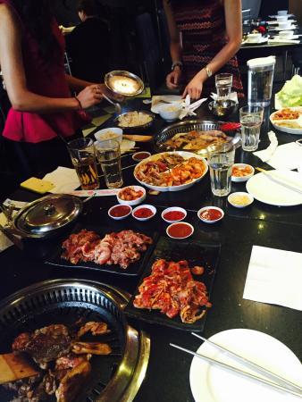 manchester korean restaurants