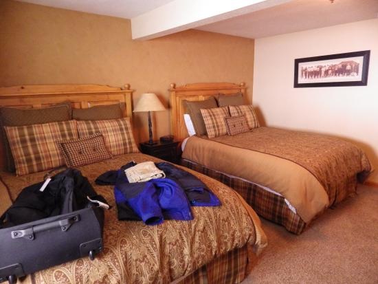 The Inn at Steamboat: Room 202