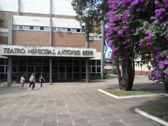 Padre Antonio Sepp Municipal Theater