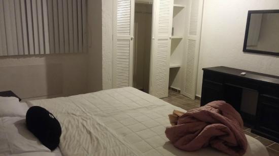 Las Gaviotas Hotel+Rent Aparment: King Size Bedroom