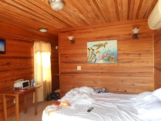 Blue Wave Guest House : Interior of room 2