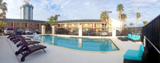 Super  Motel International Drive Orlando Fl