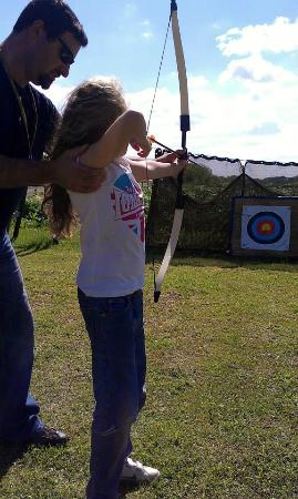 High Harthay Outdoor Pursuits: Archery