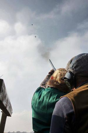 High Harthay Outdoor Pursuits: Clay Shooting