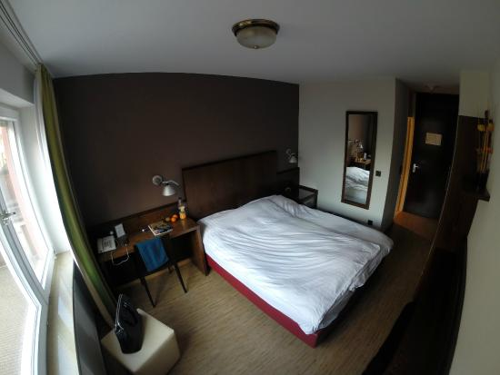 Hotel Westend: nice small room