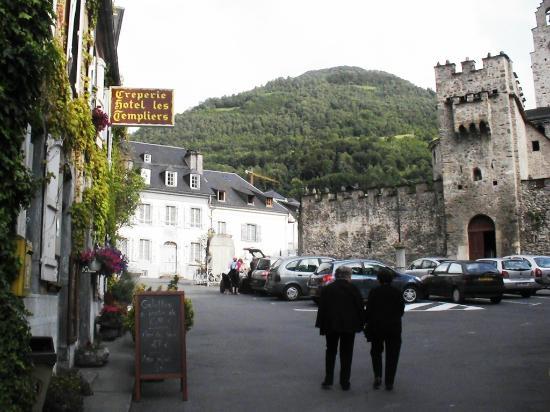 Hotel Bon Accueil Luz Saint Sauveur