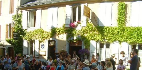 Hotel Les Templiers : Hotel Jazz