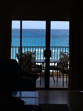 The Royal Sands: Ocean view Villa ...