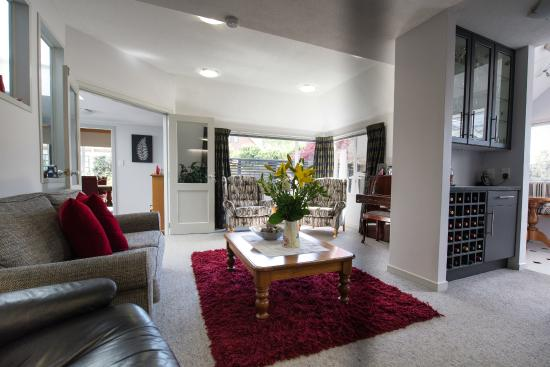 Finlay Banks Boutique Bed & Breakfast : Lounge