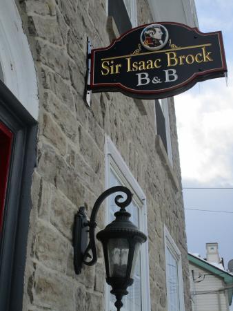 Sir Isaac Brock Bed & Breakfast: Sir Isaac Brock B&B