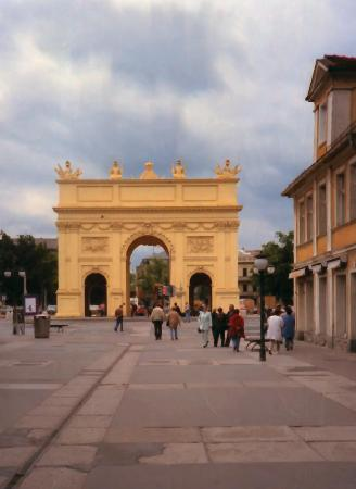 ‪Brandenburger Gate‬