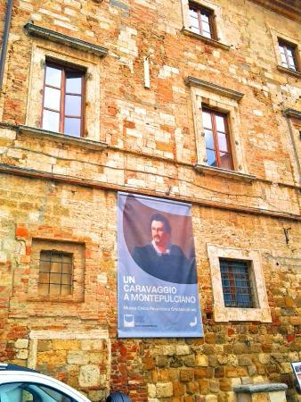 Museo Civico: prédio historico