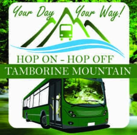Tamborine Mountain Tours: Hop On Hop Off to Tamborine Mountain Your Day Your Way