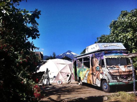 Etnico Eco Hostel: VISTAS