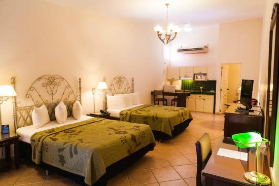 Hotel El Almendro Managua: Double Studio