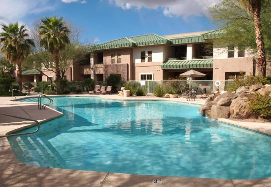 Scottsdale Resort & Athletic Club: SRAC pool.