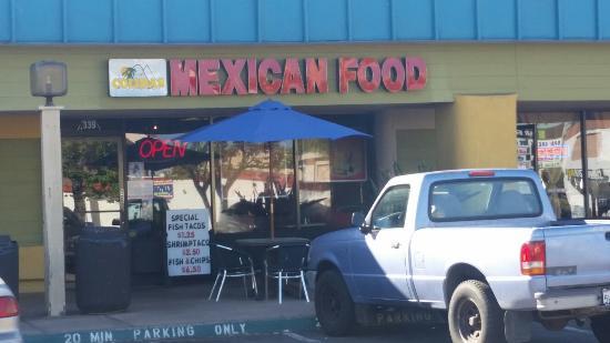 Colimas Mexican Food
