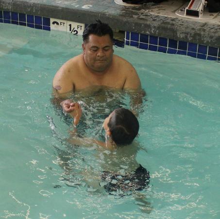 City Center Motel : indoor pool