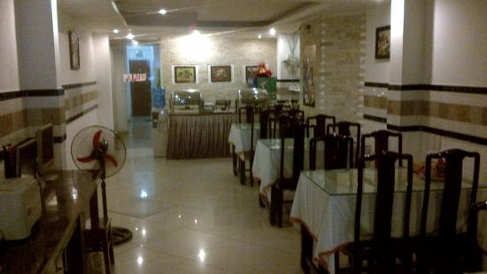 Silver Legend Hanoi : Breakfast area