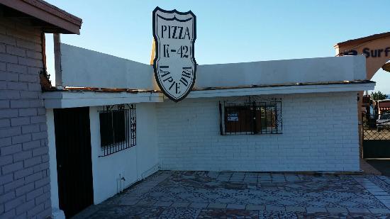 Pizza K-42 La Piedra
