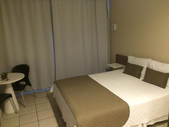 Citi Hotel Residence: Quarto