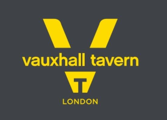 Royal Vauxhall Tavern RVT New Brand Logo