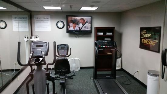 Holiday Inn Express & Suites Kimball: Excercise