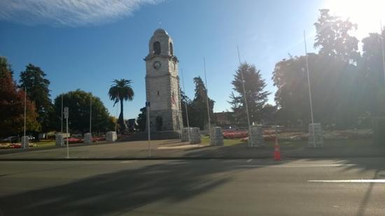 بلينهيم, نيوزيلندا: Blenheim Seymour square