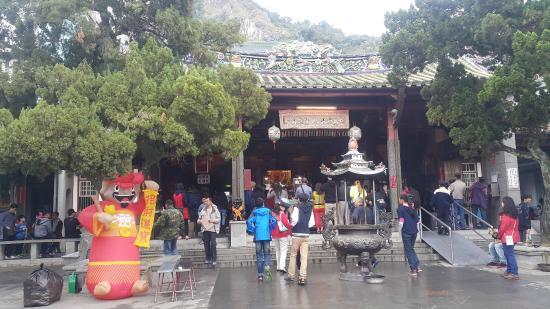 Guanziling Biyun Temple