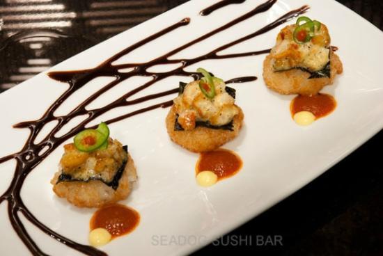 seadog sushi bar : The Island