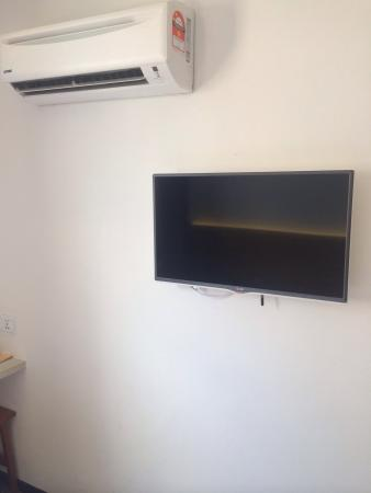Kuching Place to Stay: Tv in the room