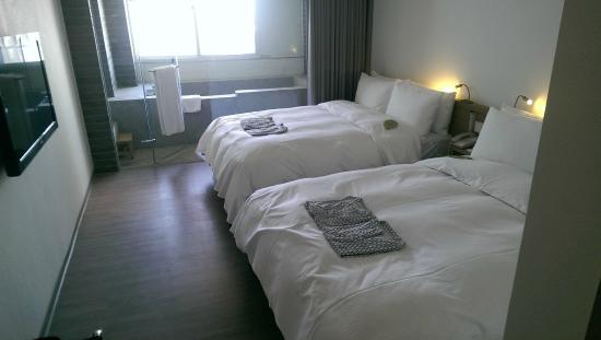 Just Sleep @ Jiao Xi Hotel