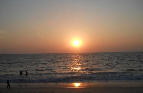 Marari Beach : Marari