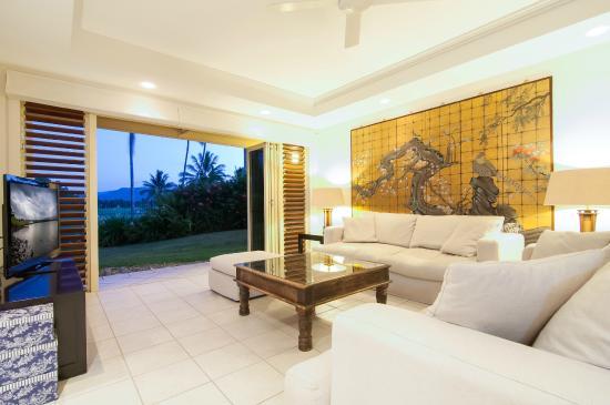 Paradise Links Resort Port Douglas: Villa Paradise Lounge