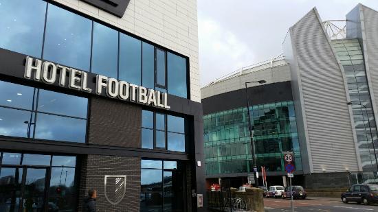 Hotel Football Old Trafford Manchester