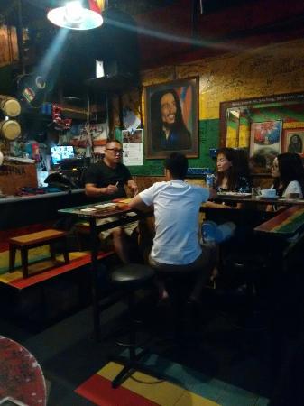 Reggae Club: Inside