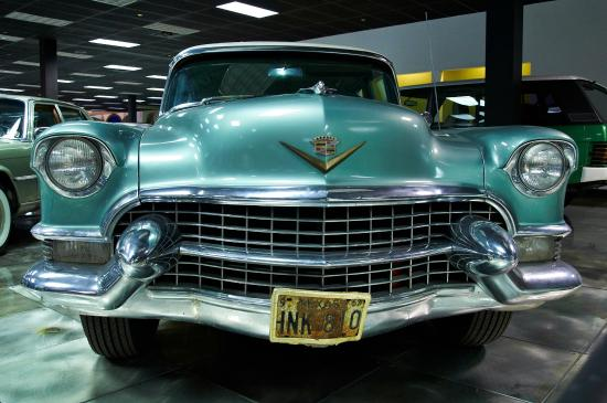 The North Texas Automotive Museum
