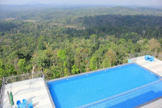 Welcome to paradise picture of coorg cliffs resorts pollibetta tripadvisor Hotels in coorg with swimming pool