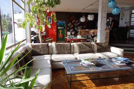 Gemütliches Sofa gemütliches sofa picture of boutiquito design hostel quito