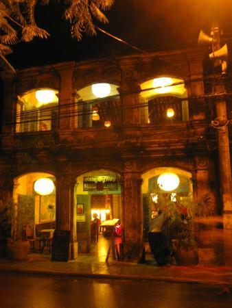 Moon Restaurant & Lounge: Außenansicht