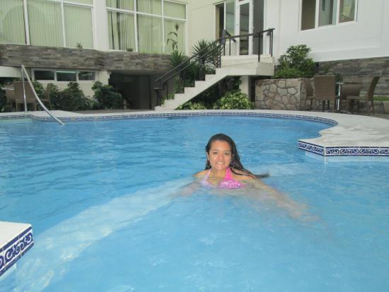 Hotel El Gran Marqués: Una de las piscinas del hotel (la del primer nivel)