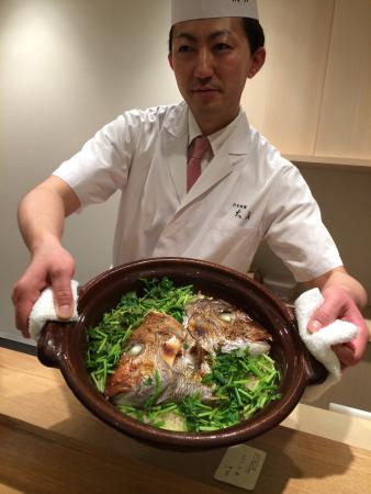 Hot pot rice