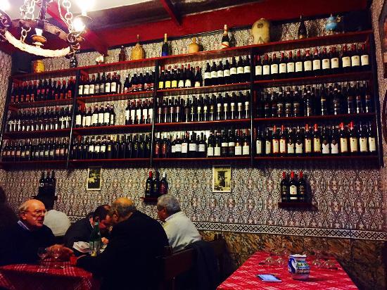 locale - picture of osteria della mattonella, naples - tripadvisor