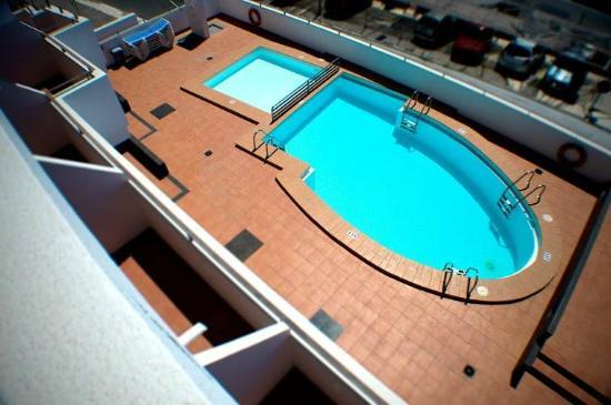 Isla Bonita Apartment Gran Canaria: The pool