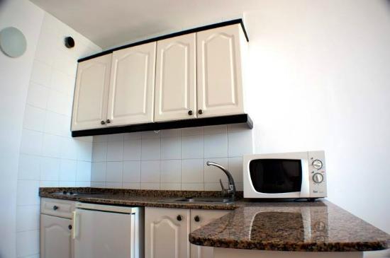 Isla Bonita Apartment Gran Canaria: Kitchenette