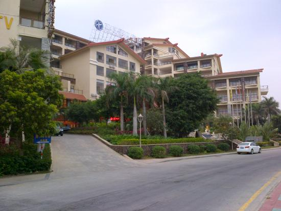 Dongfang, China: Tailong Hotel